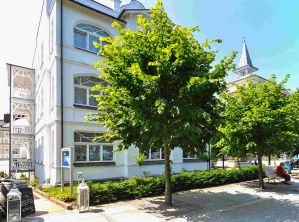 Villa Gudrun Strandpromenade App. 552, Villa Gudru