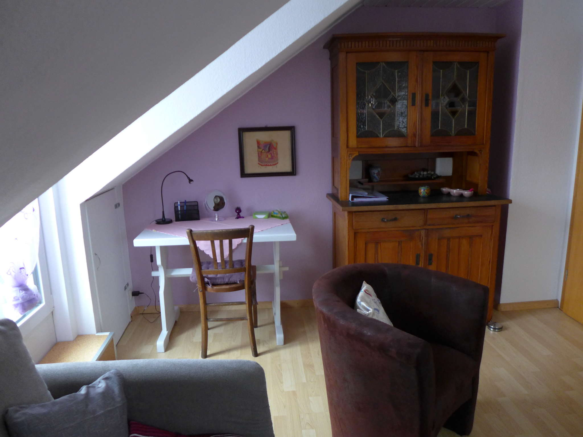ferienwohnung porta alba in trier rheinland pfalz ruth. Black Bedroom Furniture Sets. Home Design Ideas