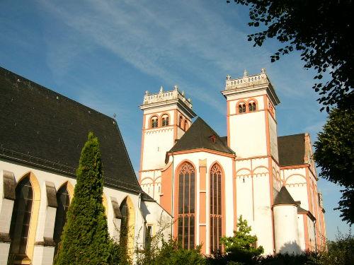 Abtei St.Matthias (12.Jhd.)