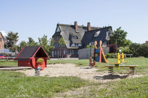 Kinderspielplatz Deichschl��chen