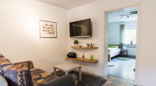 Gem�tliche Sitzecke Wohnung 3