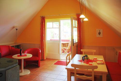 Beispielfoto Wohnbereich