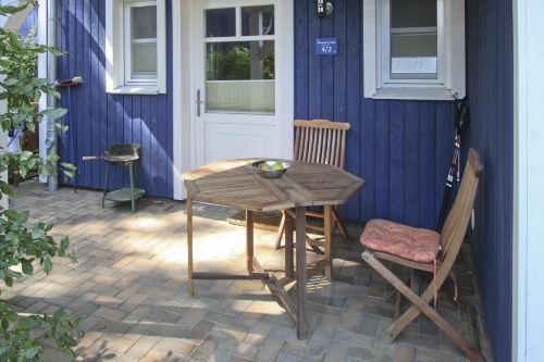 Beispielfoto Terrasse der Ferienwohnung