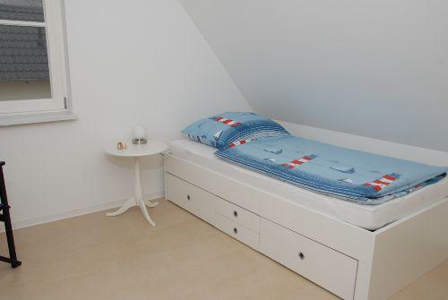 Schlafzimmer (Einzelbett), FH 26