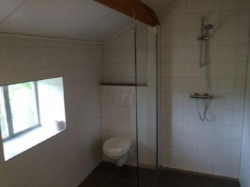 WC, Dusche