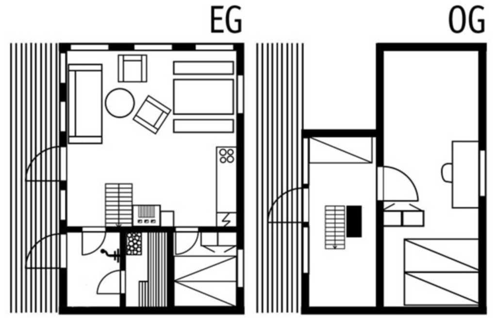 Ferienhaus B303