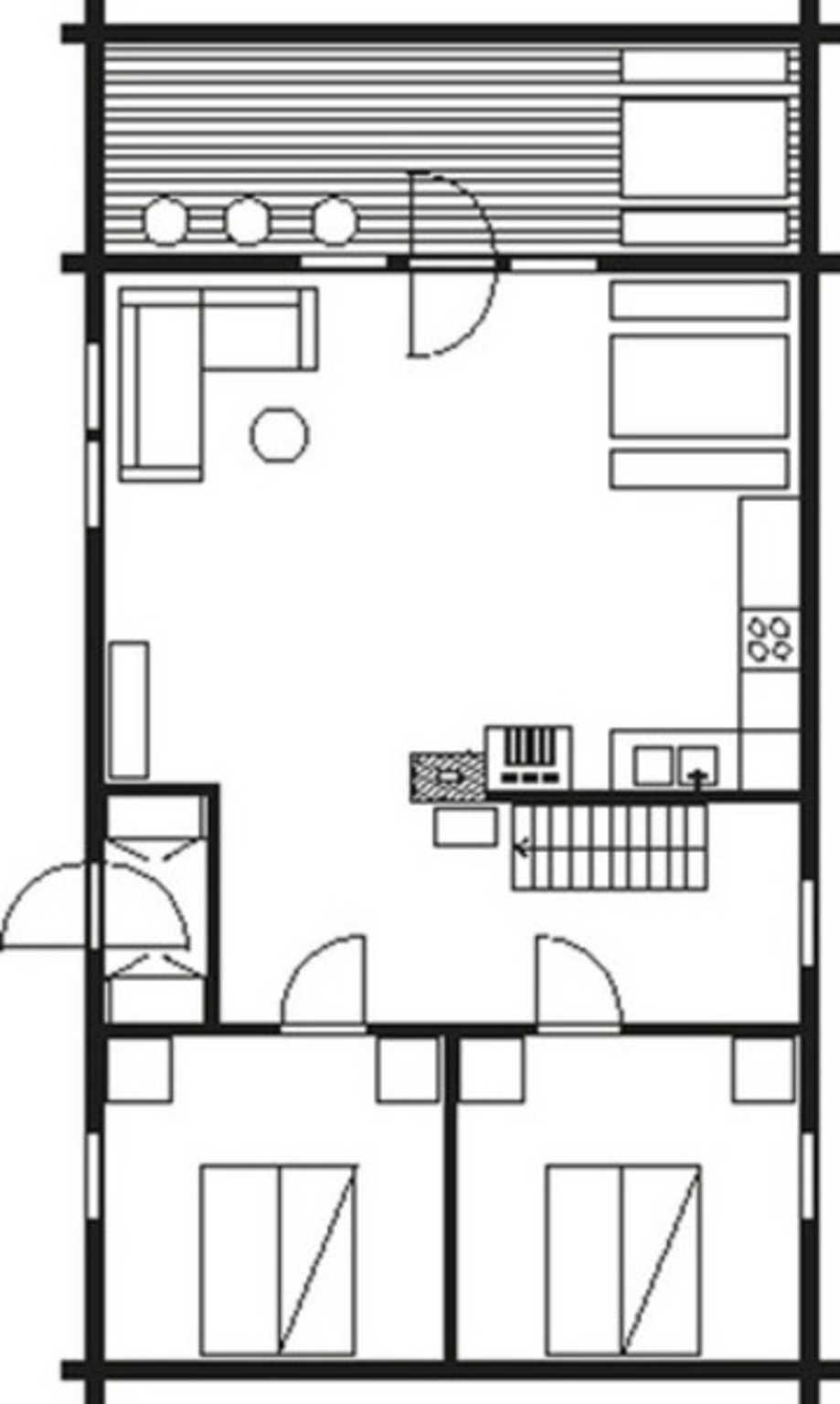 Ferienhaus H444
