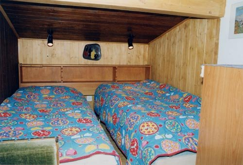 Schlafzimmer im Trixi