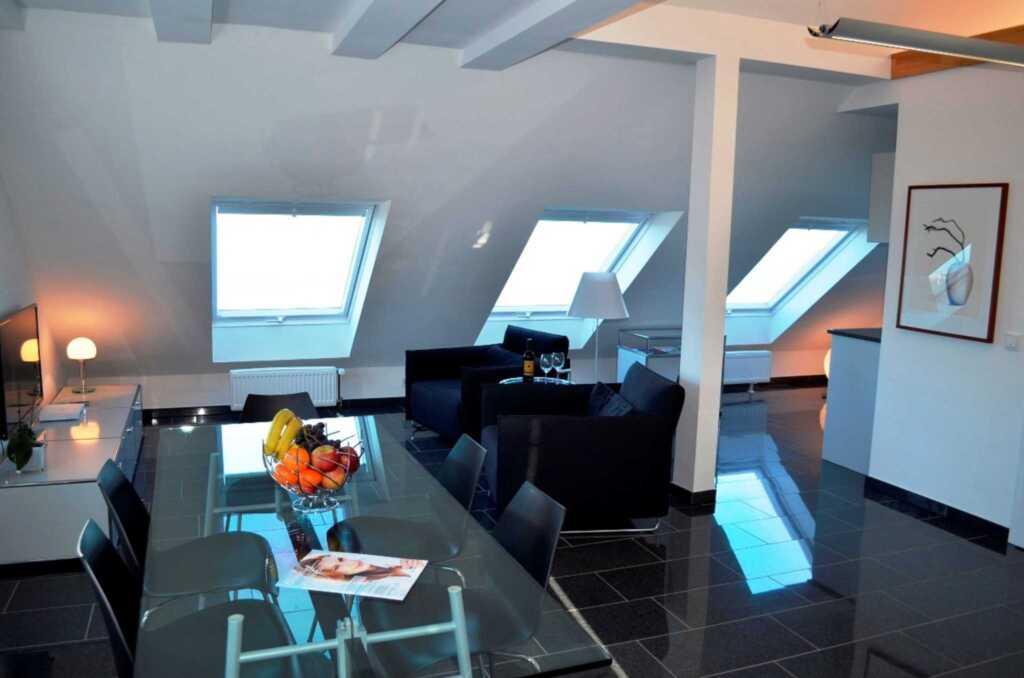 Dünenblick Apartments, Siam-Suite, EG Seeseite