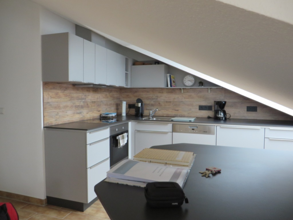 Appartement Studio-Fernsicht, 3 Sterne nach DTV, A