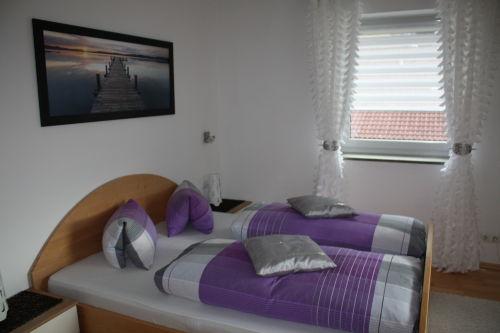 Schlafzimmer für romantische Stunden