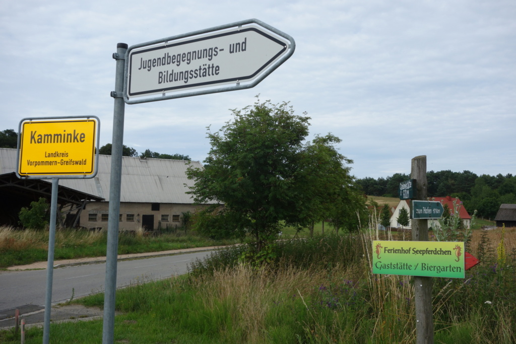 Ferienhof Seepferdchen, Ferienhaus Typ 1-5