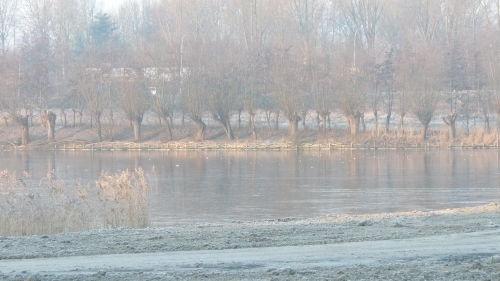 Badeplatz am See