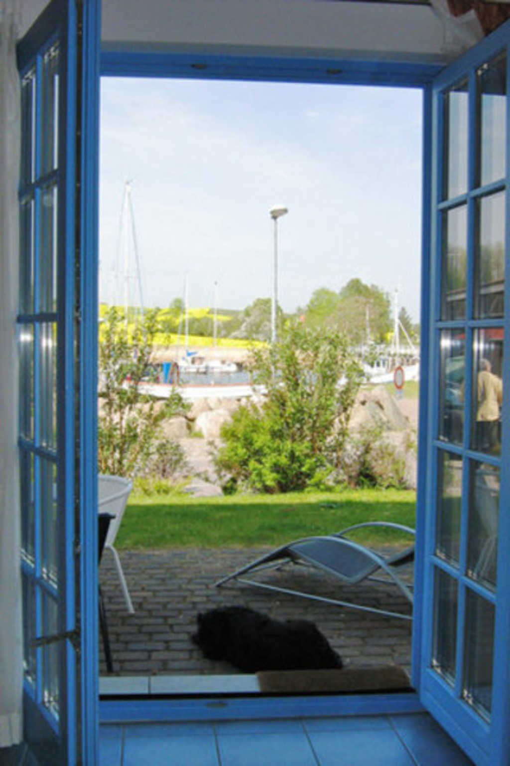 Am Yachthafen Seedorf TZR, Ferienwohnung 5