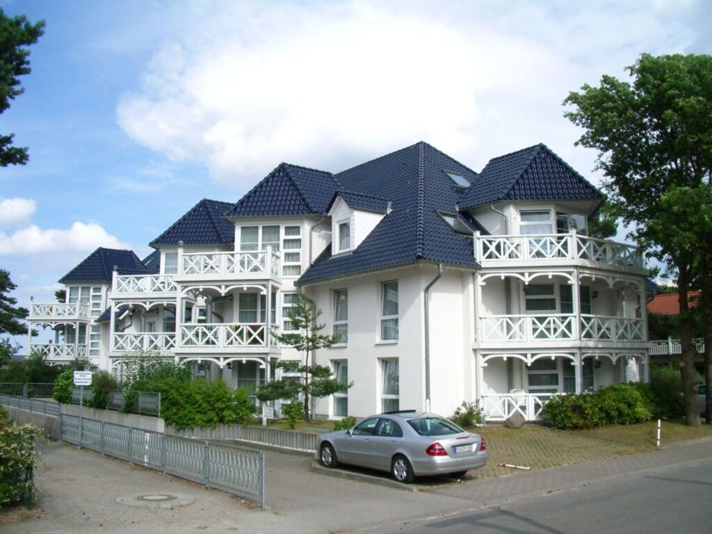 Haus Strelasund (HS) bei c a l l s e n - appartem