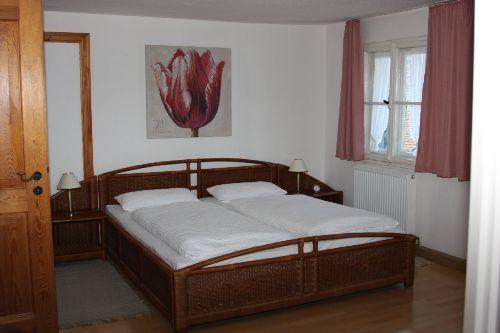 FeWo 1.OG, Schlafzimmer (2 x)