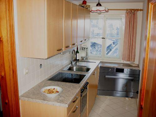 Fewo 1.OG - Küche m.Spülmaschine