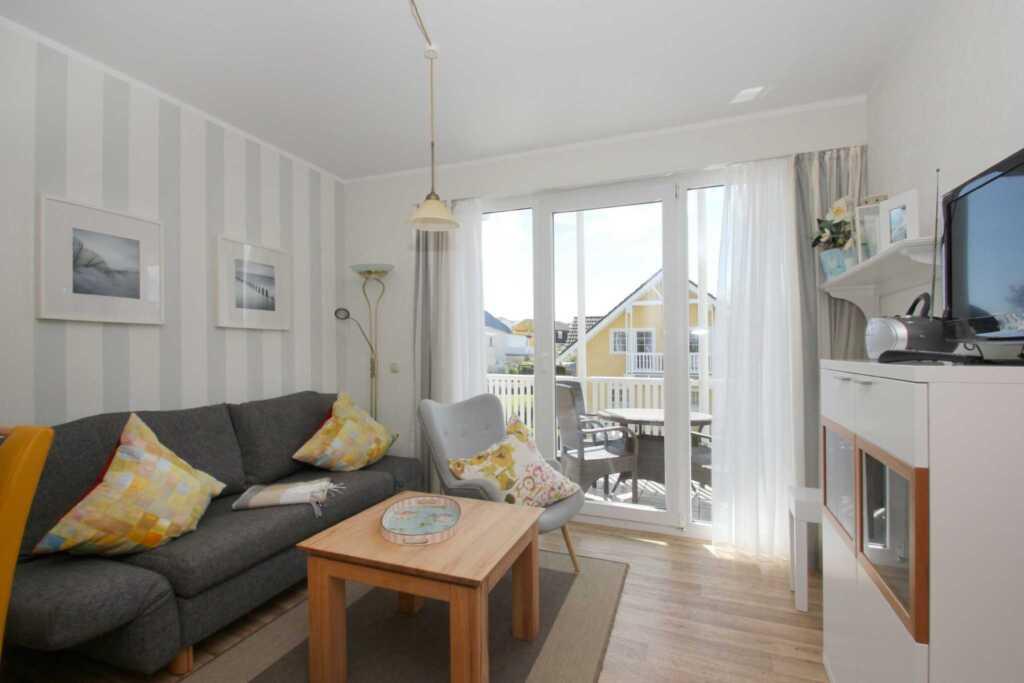 Villa Karola, WE 12: 42 m², 2-Raum, Balkon (Typ A)