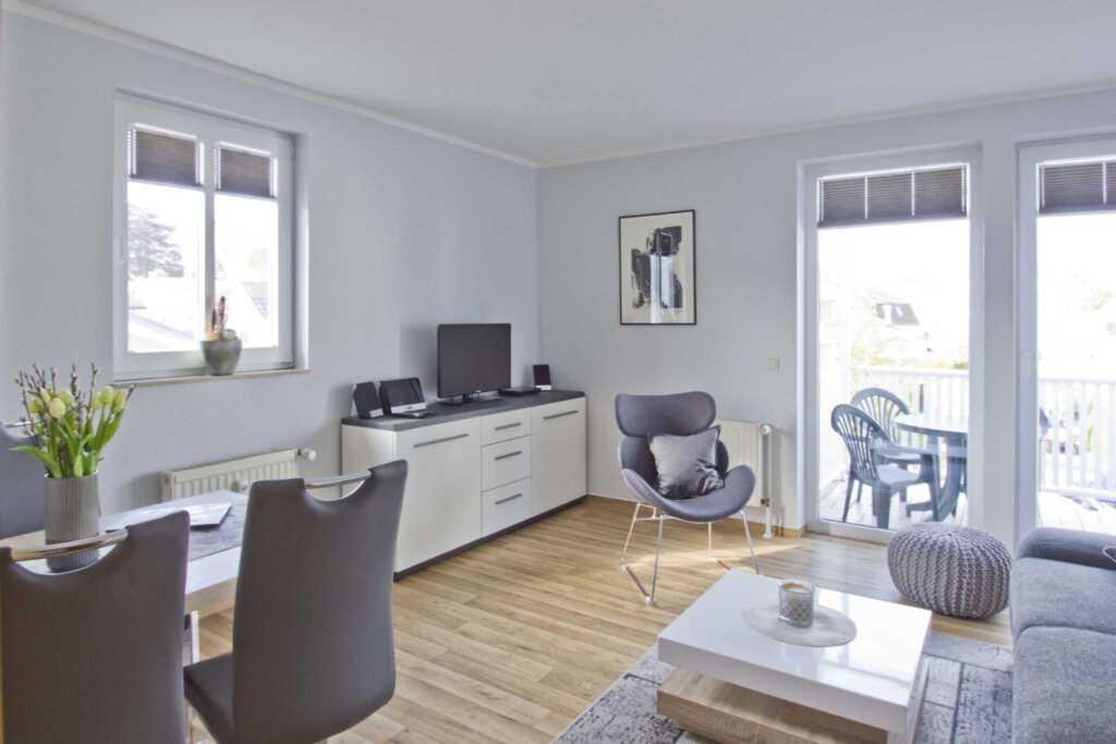 Villa Karola, WE 19: 50 m², 2-Raum, Balkon (Typ A)
