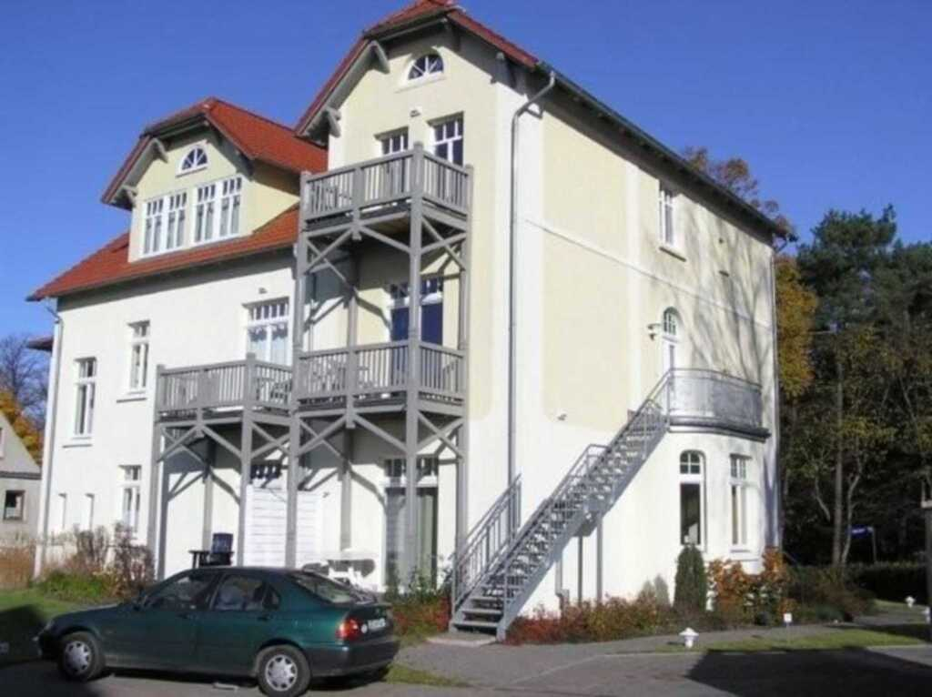 Appartements in Kühlungsborn-West, (101) 2- Raum-