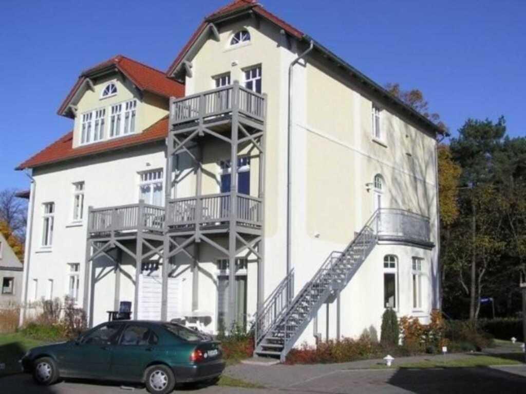 Appartements in K�hlungsborn-West, (101) 2- Raum-