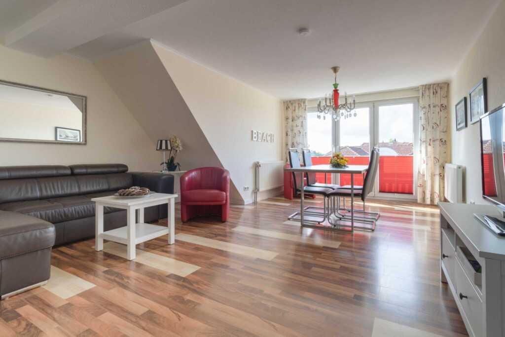 Haus Godewind, 3 - Raum - Apartment (A 4.1)
