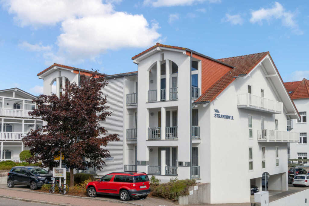 'Villa Strandidyll', Neubau nur 50 m bis zum Stra