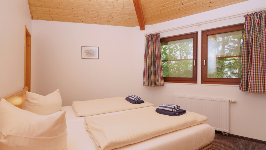 Kanadische Strandbungalows Waldoase, 0w9oB