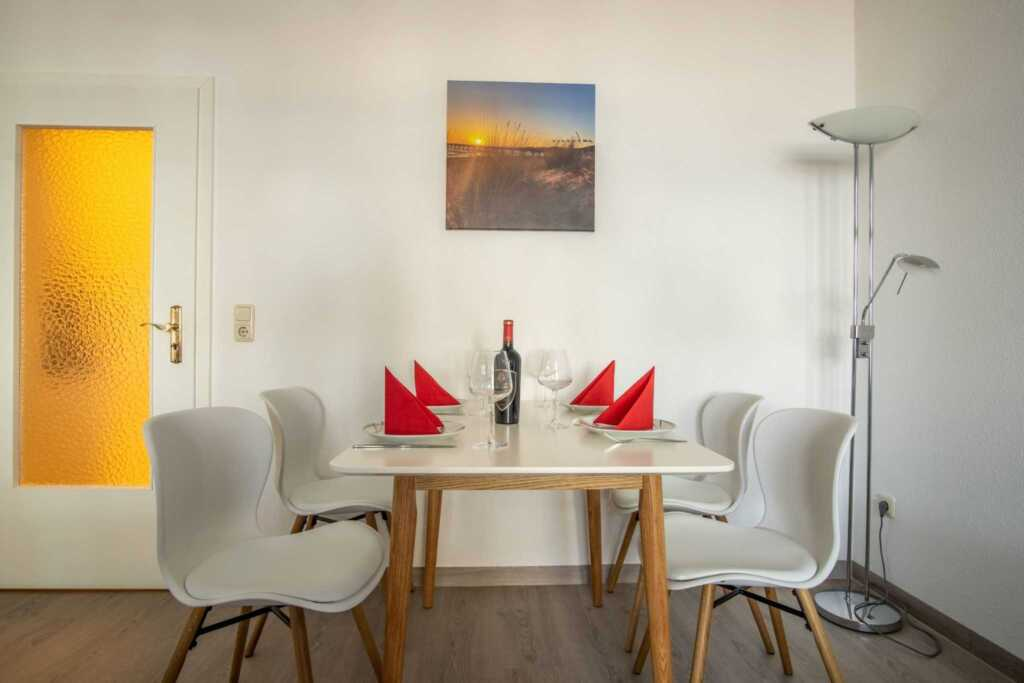 Villa Strandidyll, 2 - Raum - Apartment (A2.1), Ba