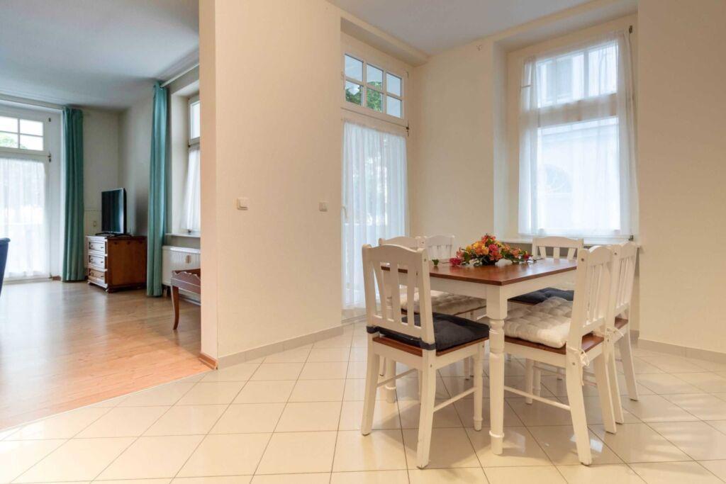 Villa Strandidyll, 2 - Raum - Apartment (A3), 2 Ba