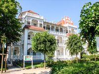 Villa Strandidyll, 2 - Raum - Apartment (A2.3),  Balkon mit Meerblick in Binz (Ostseebad) - kleines Detailbild