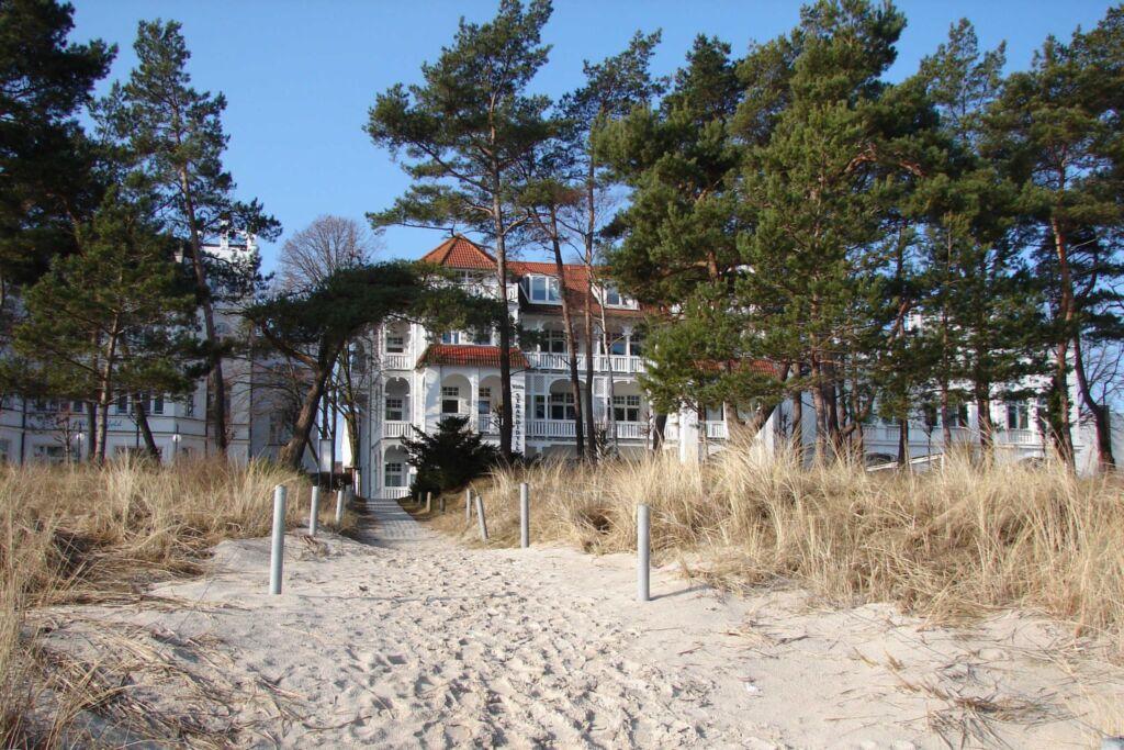 Villa Strandidyll, 2 - Raum - Apartment (A2.3), B