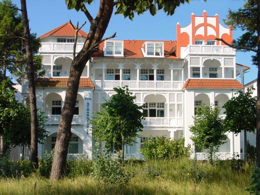Villa Strandidyll (VS) bei c a l l s e n - apparte