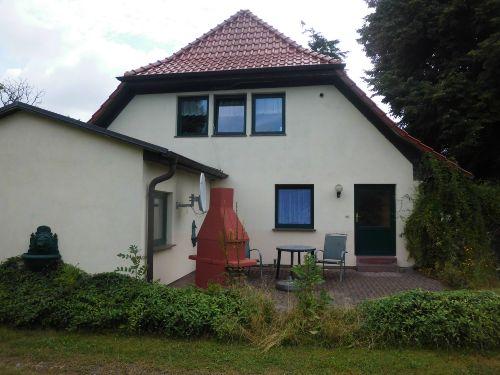 Haus - Seitenansicht