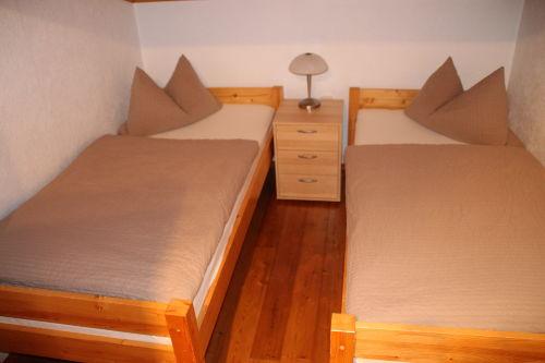 Twinbettschlafzimmer