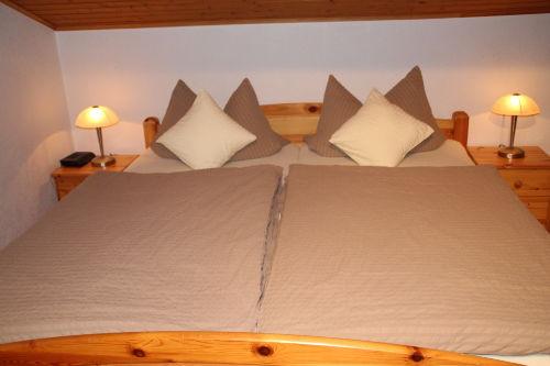 Doppelschlafzimmer Obergeschoß