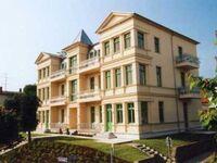 Villa Ostseewarte, STRANDNAH, teilw. SEEBLICK, FAHRSTUHL, Villa Ostseewarte Whg. 1, TERRASSE in Ahlbeck (Seebad) - kleines Detailbild