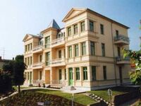 Villa Ostseewarte, STRANDNAH, teilw. SEEBLICK, FAHRSTUHL, Villa Ostseewarte Whg. 17, BALKON, SEEBLIC in Ahlbeck (Seebad) - kleines Detailbild