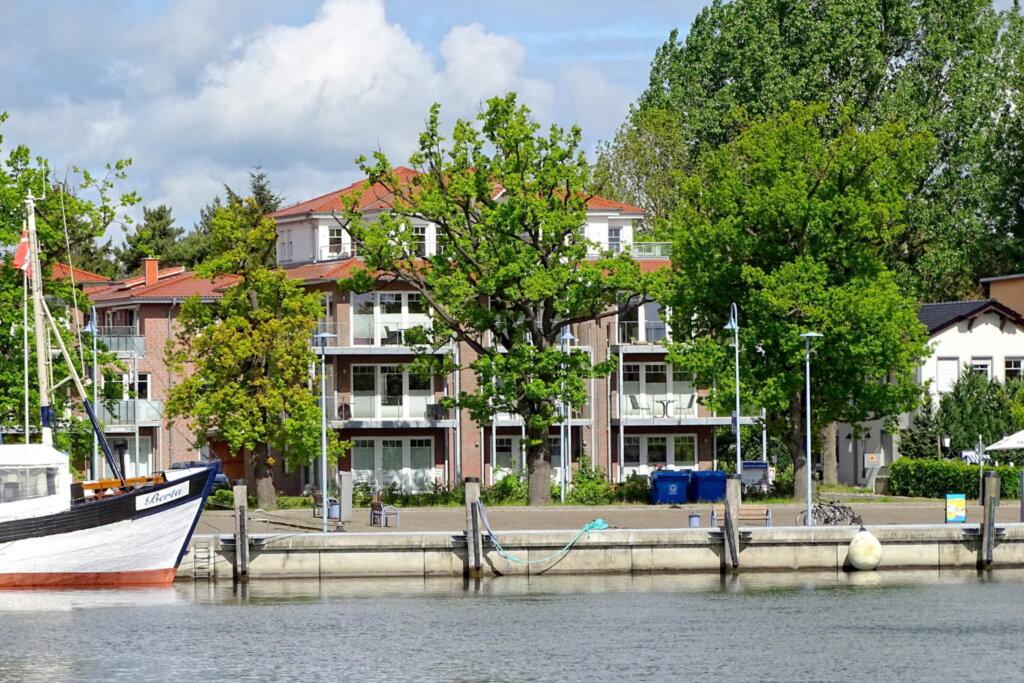 Hafenresidenz, B 2-7: 130m²,3-Raum,4Pers.,Balk.,Pe