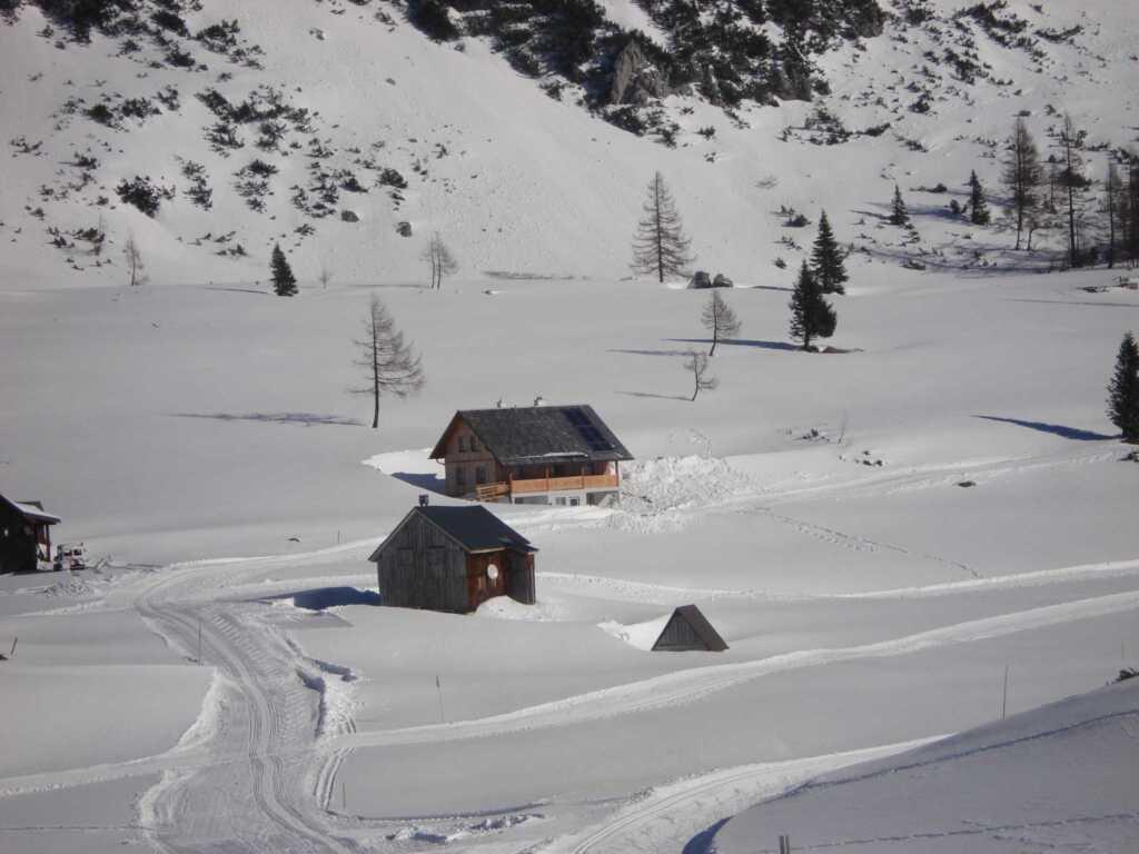 Gindlhütte, Ferienwohnung 1 Tauplitzsee