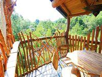Masoalalodge mit Balkon F 870, 4-Raum-Lodge bis 6 Pers. in Marlow - kleines Detailbild