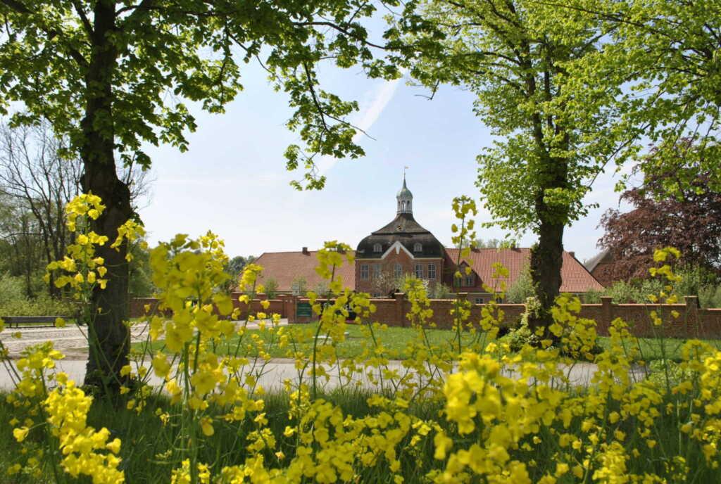 Kultur Gut Hasselburg, Ferienwohnung - Horn