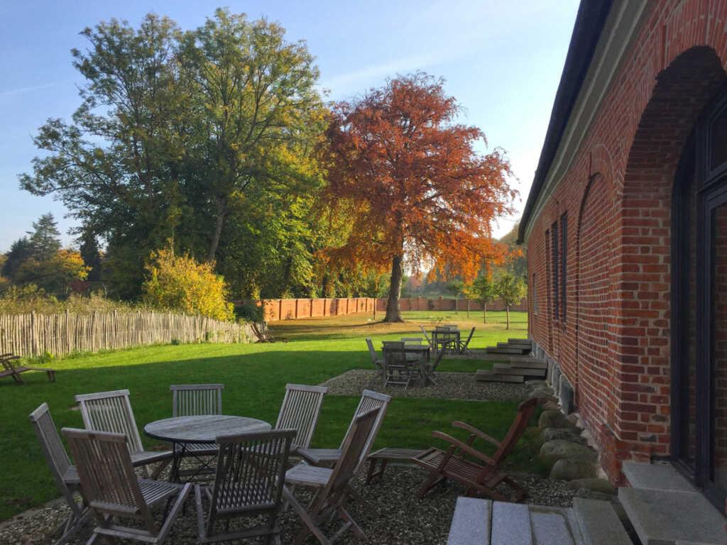 Kultur Gut Hasselburg, Ferienwohnung - Orgel