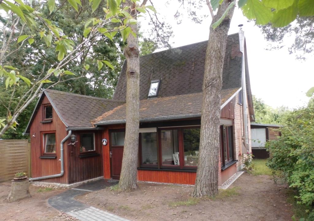 Schwedenhaus auf R�gen, Schwedenhaus