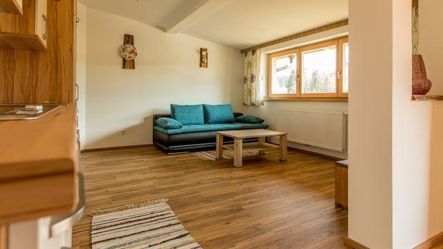 Ferienhof Mayrhofer, Ferienwohnung Wiesengrün