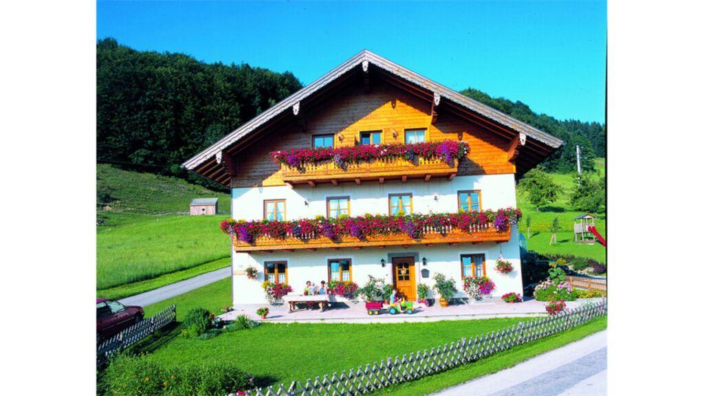 Haus Ramsauer (4 Edelweiss), Ferienwohnung Rechts