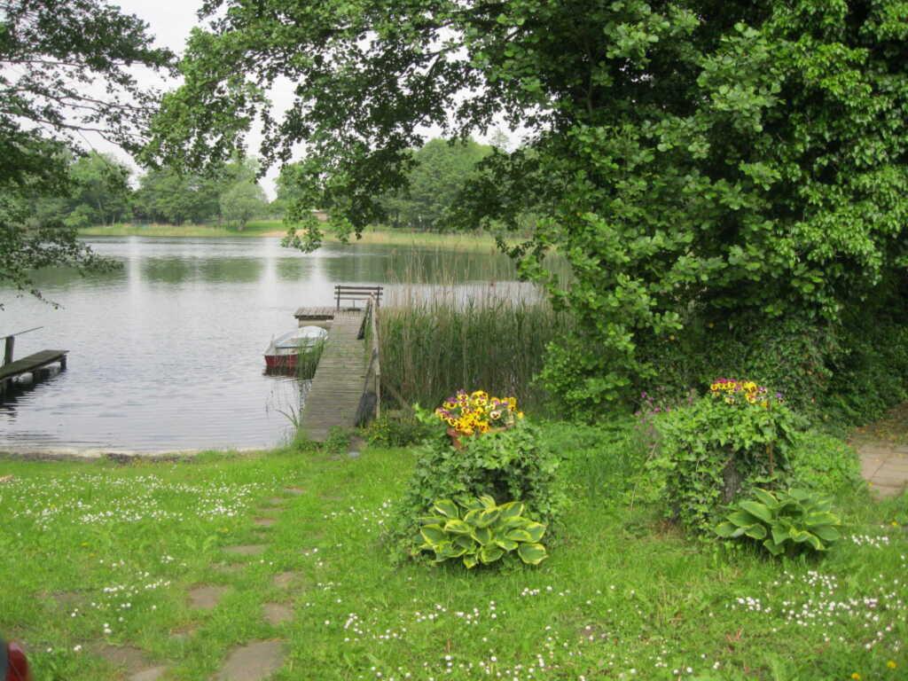 Haus am Langen See in Weisdin, Ferienwohnung am La