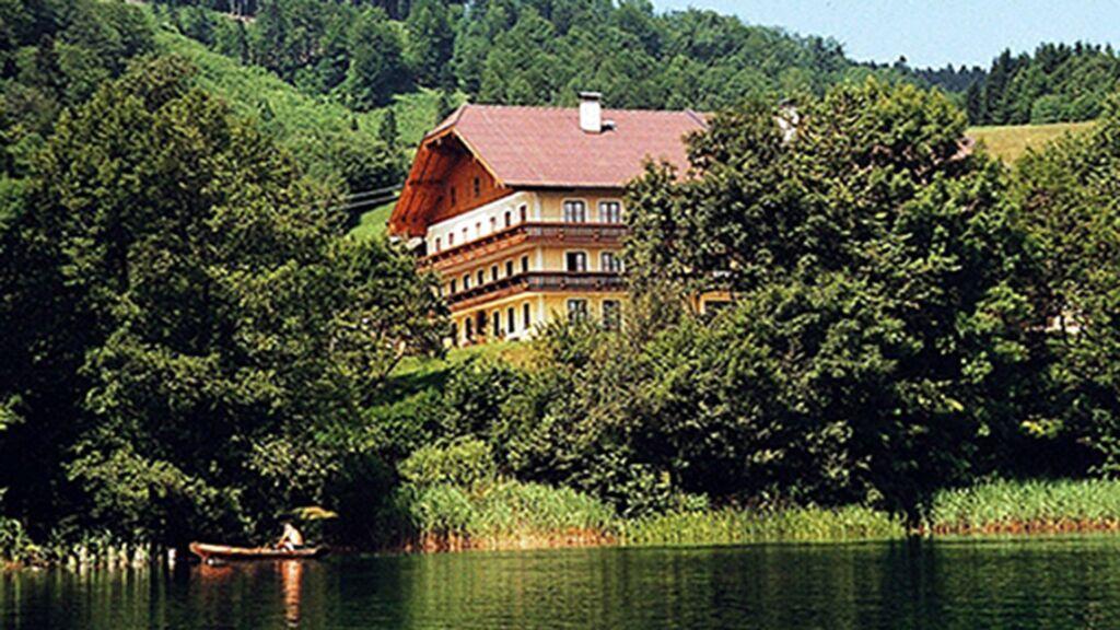 Haubnerhof am Irrsee, Appartment Bergblick