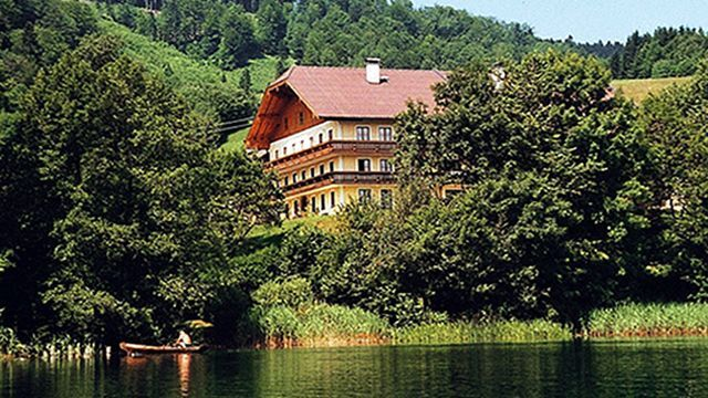 Haubnerhof am Irrsee, Appartment Bergblick