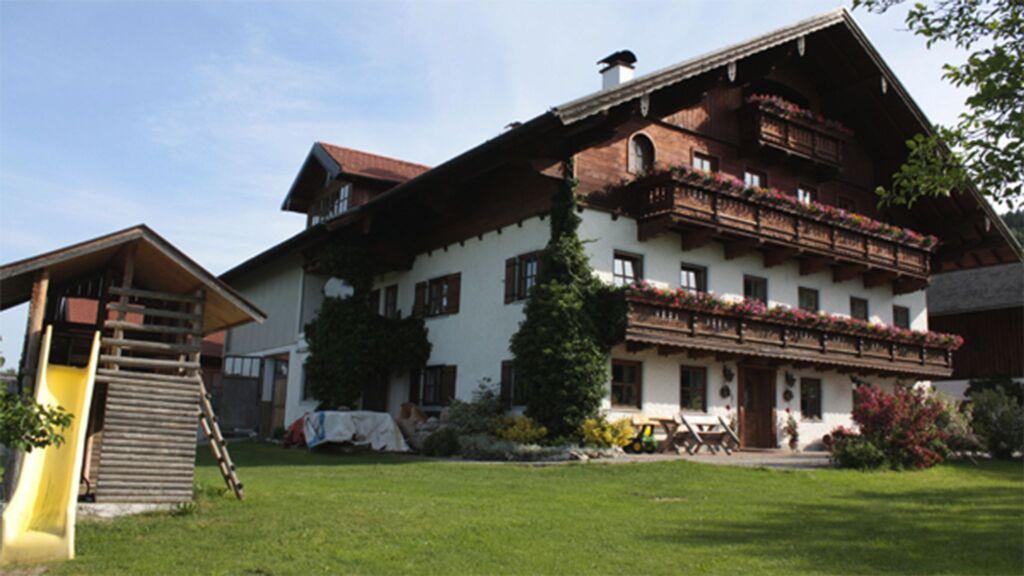 Erlebnishof Hussenbauer, Ferienwohnung Schafberg